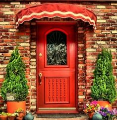 This would be my ideal side door!