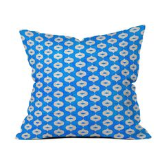 Blue Bazaar Pillow