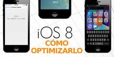 Cómo conseguir que iOS 8 funcione más rápido La obsolescencia programada es algo que estamos muy acostumbrados a ver en los aparatos tecnológicos. http://iphone-6.es/ios-8-optimizar-mas-rapido-rg/ ios8