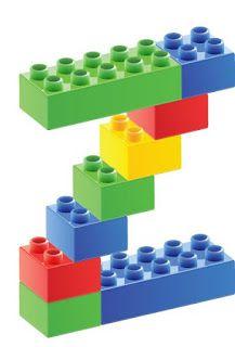 Escuela infantil castillo de Blanca: ABECEDARIO DE LEGO