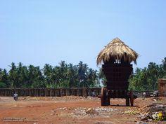 Badami Banashankari Temple Chariot