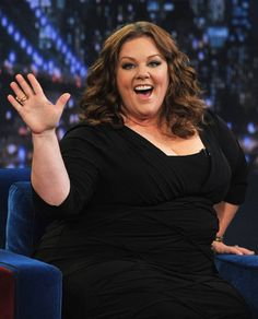 Funny, gorgeous, curvy woman :) love her!