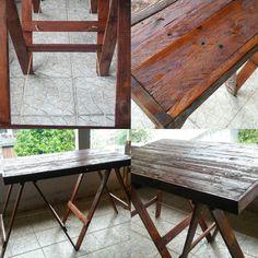 Trabalho entregue e cliente satisfeita .  Aprenda a criar seus próprios móveis feito com madeira de palete .  Curso - Faça você mesmo. Para comprar, acesse : www.palletsarte.blogspot.com.br