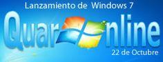 22 de OCtubre de 2009, la empresa estadounidense de software Microsoft lanza su nuevo sistema operativo Windows 7. http://www.quaronline.com/