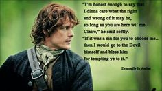 Outlander LS Brasil on James Fraser Outlander, Outlander Quotes, Diana Gabaldon Outlander Series, Outlander Season 2, Outlander Book Series, Outlander 3, Sam Heughan Outlander, Samheughan, Frases