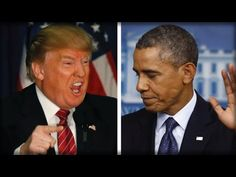 BREAKING: TRUMP JUST TOOK DOWN OBAMA! LOOK WHAT HE DID TO HIM TODAY - YouTube