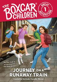 The Boxcar Children Great Adventure #1: Journey on a Runaway Train