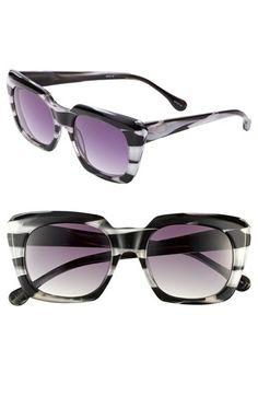 Elizabeth and James 'Roosevelt' 52mm Sunglasses (Nordstrom Online Exclusive) available at #Nordstrom