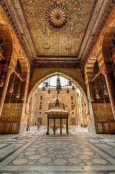 مسجد السلطان برقوق. .مصر ...Egypt ... Masjed Alsultan  Barqouq