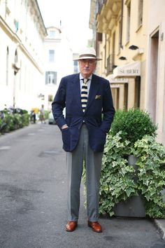 Die, Workwear! - Luciano Barbera and the Joys of Elegant Dressing