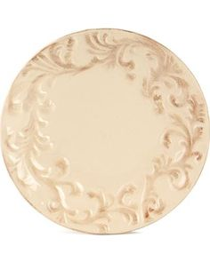 GG Collection Four Dinner Plates, Ivory - GG Collection from Neiman Marcus | BHG.com Shop