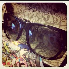 love....tokidoki sunglasses