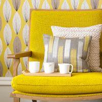 Refined retro Living room