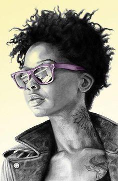 Black Women Art!, Artist: ill@DELphsouL