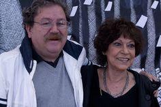 Jueves, 24 de Octubre 2013. Charla con la escritora Cristina Pacheco y Paco Ignacio Taibo II en la XIII Feria Internacional del Libro del Zócalo de la Ciudad de Mexico.  Foto: Marla Cepeda/Secretaria de Cultura