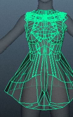 Computational Fashion Design And How Will It Make Us All Look Awesome ⚙ Co.Labs ⚙ code + community