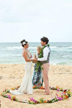 Inspire-se com nossa seleção de fotos de casamento na praia nos lugares mais lindos do mundo!