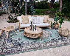 Outdoor lounge rooms for our e-boutique well wishing send off ✨ furniture by @lovestruckweddings
