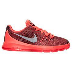 buy online 37a2f 56075 ... Zoom LeBron Soldier VIII Basketball Shoe 653646-700 Yellow  Boys  Preschool  Nike Kd 8 Basketball Shoes   Finish Line . ...