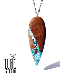 """Nature Inspired resin Jewelry (@luriestudio) on Instagram: """"This stunner is sure to impress!! Handcrafted using the wood of the native Banksia tree fused with…"""""""