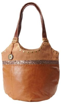 The SAK Indio Large Tote,Brown Glitter,One Size:Amazon:Shoes
