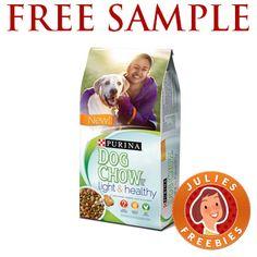 Free Purina One Dog Food Sample