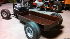 Hotrod pull wagon build - Page 6 - OldMiniBikes.com Forum
