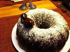 Chocolate Habanero Cake