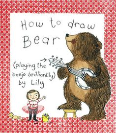 How to draw a bear cover
