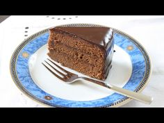 Sachertorte is perhaps one of the world's most famous chocolate … – Pastry World Famous Chocolate, Chocolate Glaze, Chocolate Cakes, Tiramisu, Sweet Recipes, Goodies, Cooking Recipes, Sweets, Baking