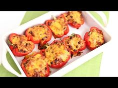 TODAY'S CHOICES; 8 STUFFED PEPPERS RECIPES, Laura in the Kitchen