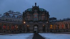 Dresden, capital of Saxony. Nice city, similar to Prag. Semperoper, Frauenkirche, Music house, Zwinger, Castle...don´t go to Yenidze is not worth...and at night the new part of the city is perfect for partying!!!