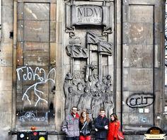 Warszawa PRL - Plac Konstytucji