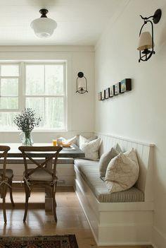Кухонный уголок в интерьере: 55 идей ~ Sweet home