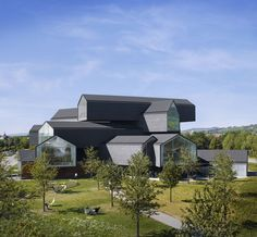 The VitraHaus, built by Herzog & de Meuron, is Vitra's flagship store and home to the Vitra Home Collection.