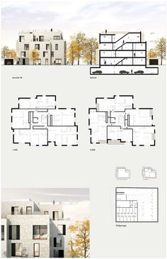 Eigentumswohnungen Crailsheimstrasse Freimann – Titus Bernhard Architekten