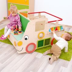 The Car Sensory Centre is a great assistant in the classroom. Children can play…