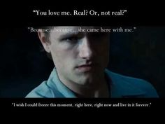 Super cute Peeta Mellark video