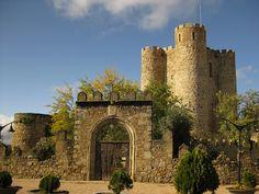 Castillo de La Coracera en San Martín de Valdeiglesias | Foto: ONE by one