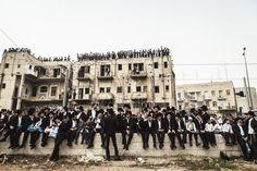 Orthodox Demonstration. Jerusalem on Behance