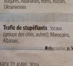 Un journal français fiche les marocains de 'trafiquants de stupéfiants'