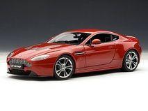 Aston Martin V12 Vantage 2010 1/18 Red