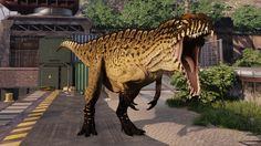 Prehistoric Wildlife, Prehistoric Creatures, Primal Carnage, Jurassic Park World, Extinct Animals, Dinosaur Art, Creature Feature, Prehistory, Pop Culture