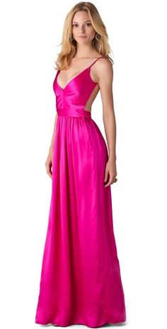 ONE by Contrarian Babs Bibb Maxi Dress.....LOVE in pink!!!