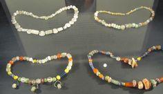 """Vikings"" Exhibit at Field Museum Viking Exhibit, Chicago, Illinois, Field Museum, Viking Age, Chicago Illinois, Exhibit, Vikings, Jewelery, Beaded Necklace, Beads, The Vikings"