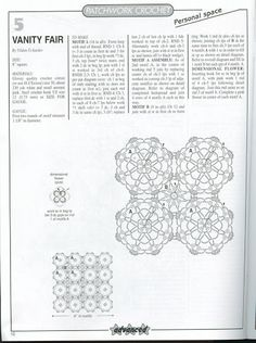 5 Magic crochet № 149 - Edivana - Picasa Web Album