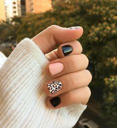 Cute Gel Nails, Cute Acrylic Nails, Toe Nails, Pretty Nails, Semi Permanente, Hair Skin Nails, Neutral Nails, Garra, Elegant Nails