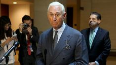 Stone reverses: I'm 'probably' unnamed person in Mueller indictment