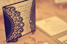 Wedding card is a formal invitation to attend a wedding - Bold Graphix