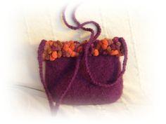 Umhängetaschen - Dirndltasche (Oktoberfest)kleine Umhängetasche - ein Designerstück von Taschenatelier bei DaWanda
